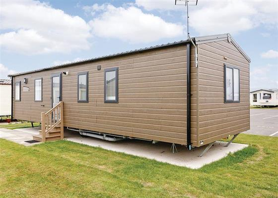 Lundy 3 at Sandymouth Holiday Resort, Bude
