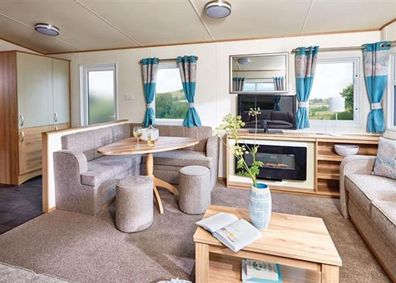 Luxury 2 at Bucklegrove Holiday Park, Cheddar
