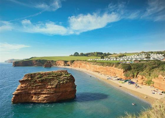 Luxury 2 at Ladram Bay Holiday Park, Budleigh Salterton