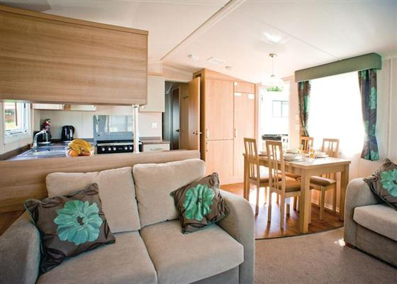 Luxury at Andrewshayes Holiday Park, Axminster
