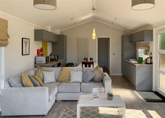 Luxury Holiday Home (Newest) at Finlake Holiday Resort, Newton Abbot