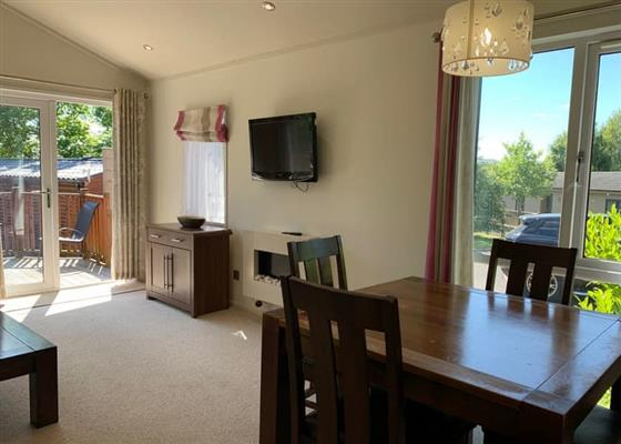 Luxury Holiday Home at Praa Sands Holiday Park, Penzance