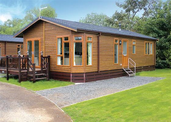 Luxury Lodge 8 at Tattershall Lakes Country Park, Lincoln