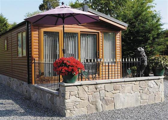 Luxury Lodge at Grand Eagles Lodges, Auchterarder
