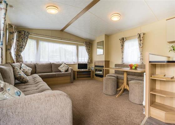 Luxury Plus at Andrewshayes Holiday Park, Axminster