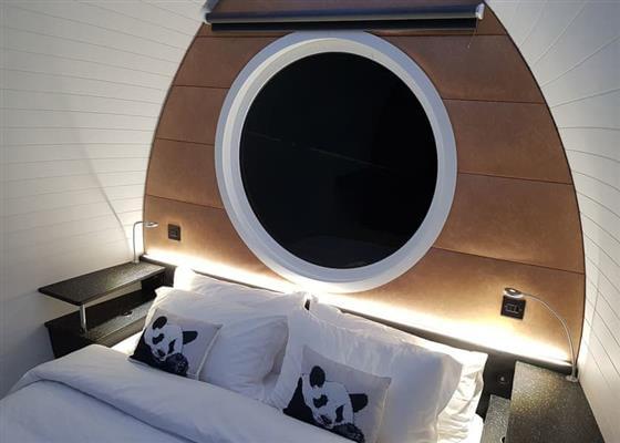 Luxury Woodland Pod VIP Platinum