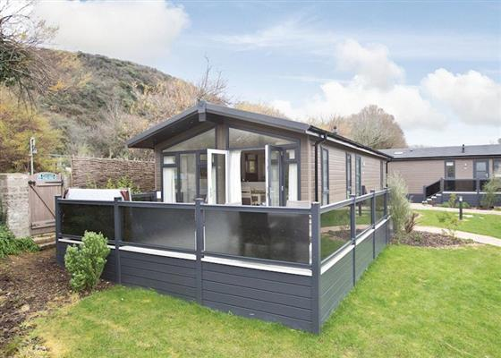 Marconi Elegance Premier Lodge at Mullion Cove Lodges, Helston