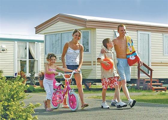 Martello Silver 2 (sleeps 4) at Martello Beach, Jaywick