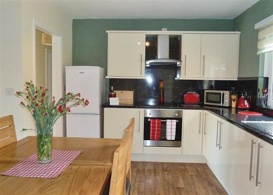 Meadow Bank Cottage at Hillcroft Holiday Park, Penrith