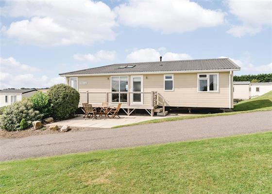 Meadow House Lodge at Meadow House Holiday Park, Narberth
