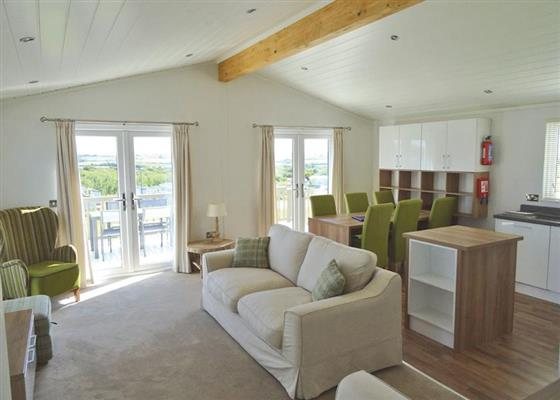 Meadow View Lodge at Piran Meadows, Newquay