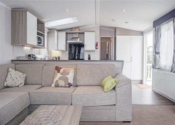 Mendip Lodge 2  VIP (Pet) at Golden Sands Brean, Burnham-on-Sea