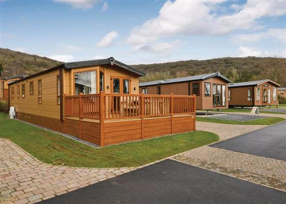 Mendip Lodge Premier 2 at Cheddar Woods, Cheddar