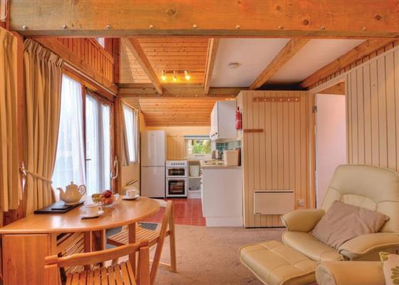 Merlin Lodge at Hoburne Doublebois, Liskeard