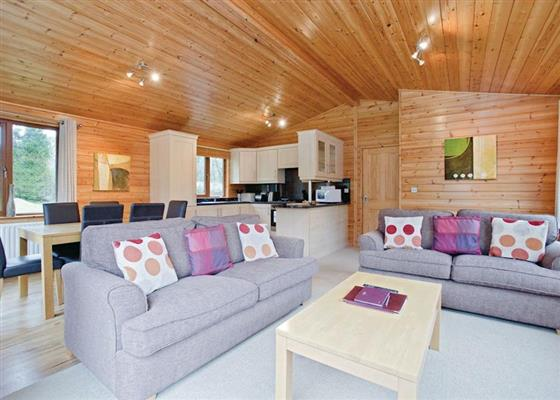 Metherell Lodge at Ruby Country Lodges, Beaworthy