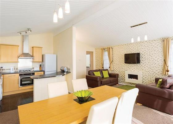 Mosedale 3 at Thanet Well Lodges, Penrith