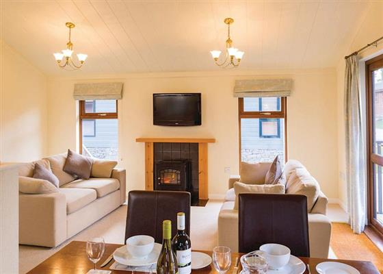 Mosedale Plus 2 at Thanet Well Lodges, Penrith