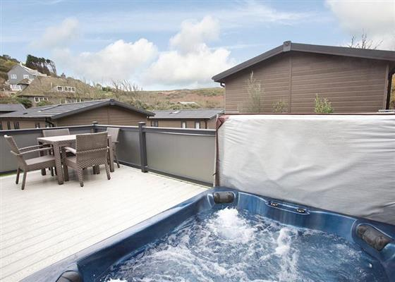 Mullion Premier at Mullion Cove Lodges, Helston