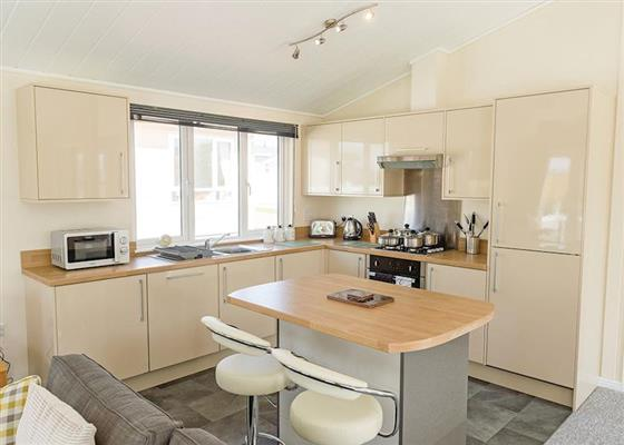 Mundesley 3 Bed Lodge at Mundesley Holiday Village, Norwich