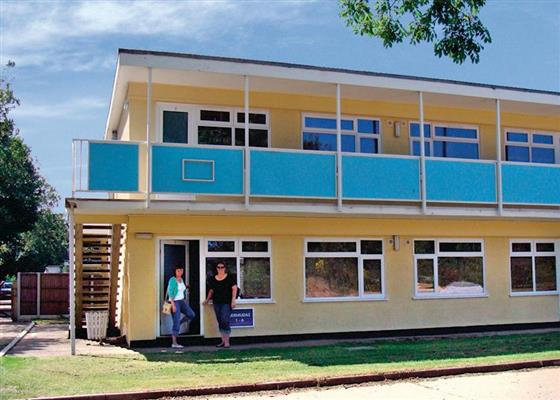 Mustique at Hemsby Beach Holiday Village, Great Yarmouth