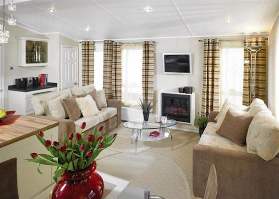 Newquay Contemporary Lodge at Newquay Holiday Park, Newquay