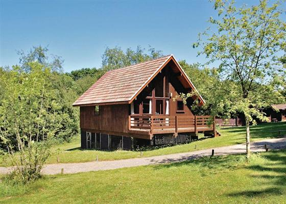 Nordic Lodge at Eastcott Lodges, Holsworthy