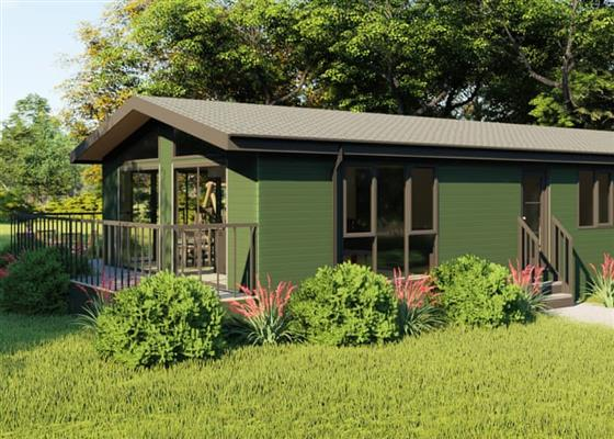 Nottington 3 Bed Lodge at Warmwell, Dorchester