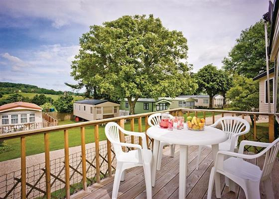 Oak 3 VIP at Andrewshayes Holiday Park, Axminster