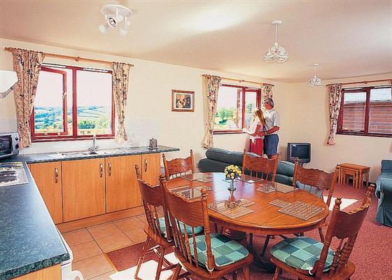 Oak at Avalon Cottages, Carmarthen