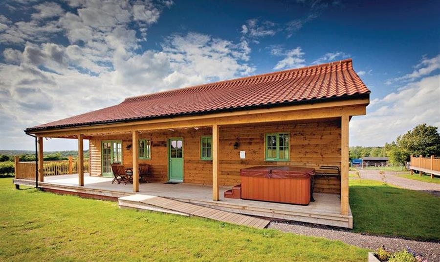 Oak Farm Lodges