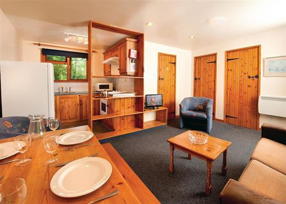 Oakleigh Bungalow at St Ives Holiday Village, Saint Ives