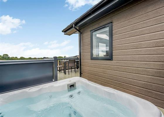 Optimum 6 View at Aysgarth Lodges, Leyburn