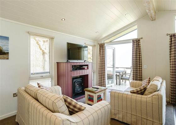 Osborne View at Woodside Beach Lodges, Ryde