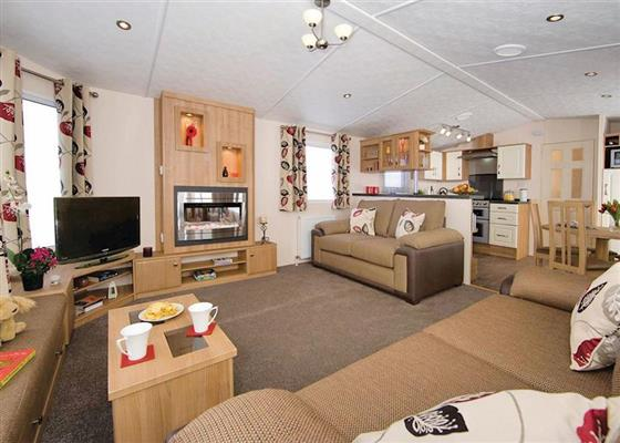 Osprey 6 at Lakeside Holiday Park, Burnham-on-Sea