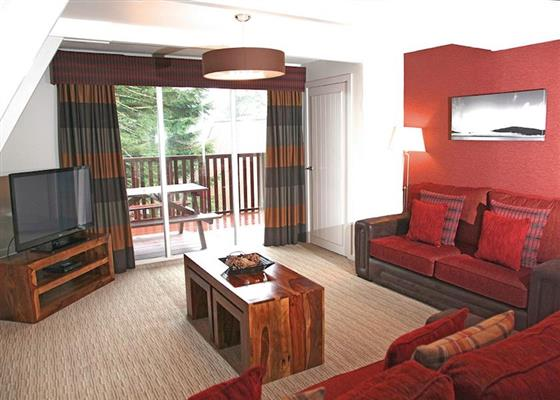 Osprey Premier Lodge at Lochgoilhead Lodges, Cairndow