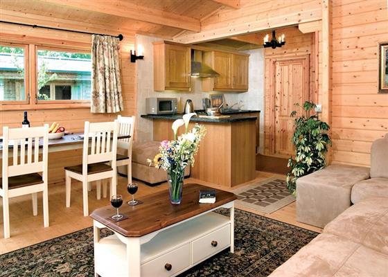 Otter Mill Lodge VIP