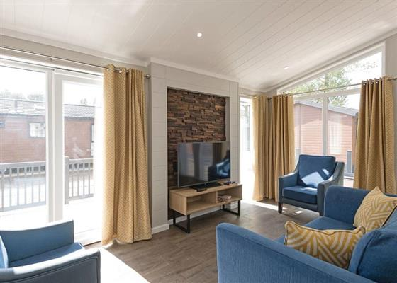 Oxburgh at Norfolk Woods Resort & Spa, Kings Lynn