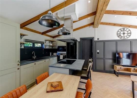 Oxhill Lodge at Stratford Upon Avon Lodge Retreat, Stratford-upon-Avon