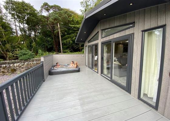Park View Lodge at Ogwen Bank Caravan & Lodge Park, Bangor
