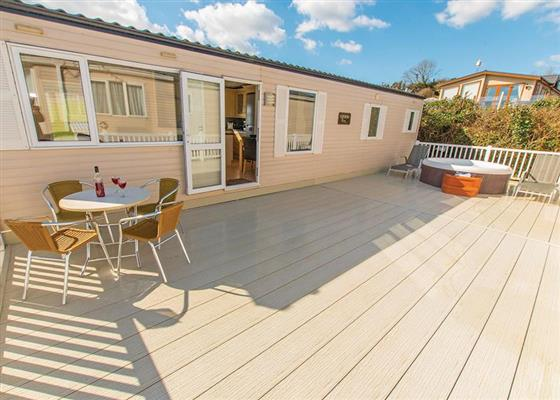 Peak View at Ladram Bay Holiday Park, Budleigh Salterton