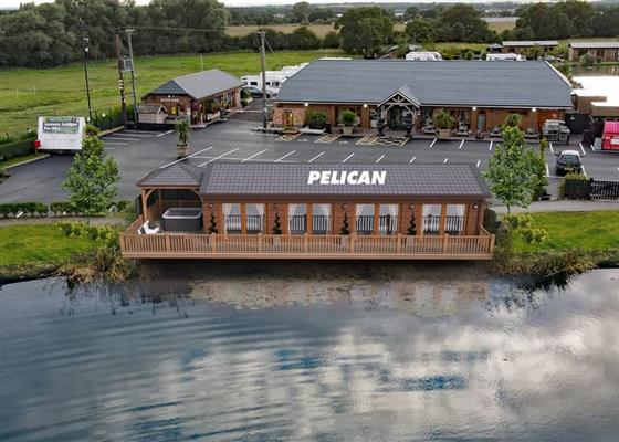 Pelican at Caistor Lakes Lodges, Market Rasen