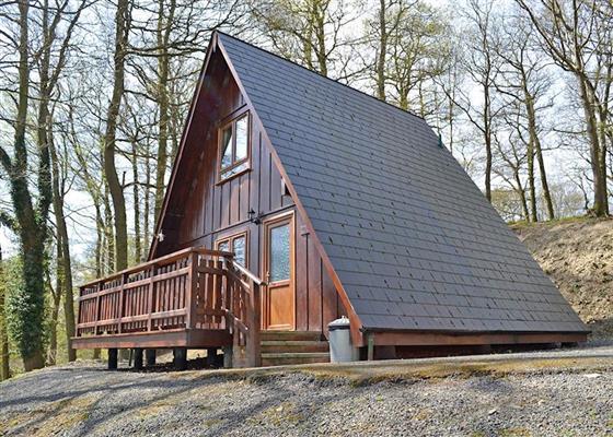 Penllwyn Alpine at Penllwyn Lodges, Montgomery