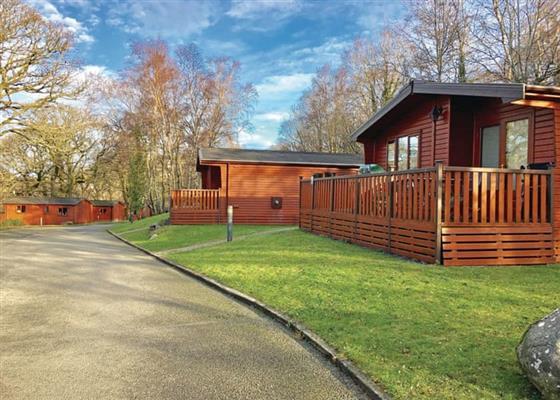 Penrhyn Spa at Ogwen Bank Caravan & Lodge Park, Bangor