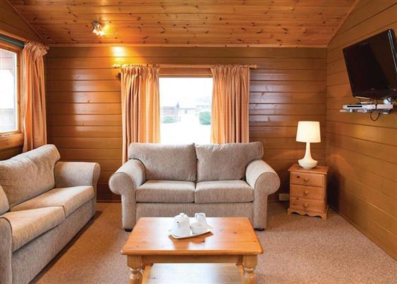 Penrose Lodge at White Acres, Newquay