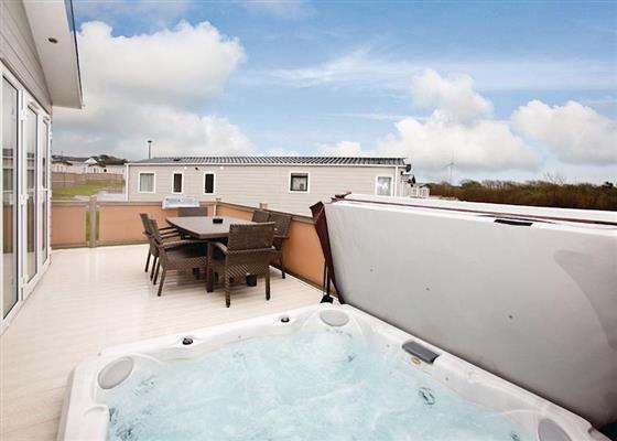 Perranporth Premier Lodge at Piran Meadows, Truro