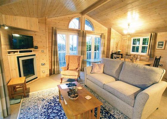 Pinelog Lodge 2