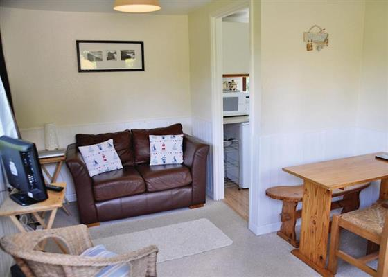 Pixie Lodge at Grattons Cedar Lodges, Ilfracombe