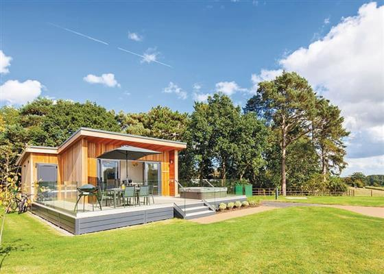 Plassey Lodge at Plassey Leisure Park, Wrexham