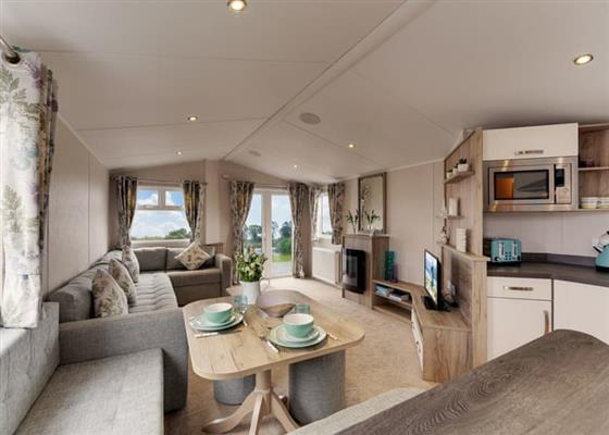 Platinum Extra at Holiday Resort Unity, Burnham-on-Sea