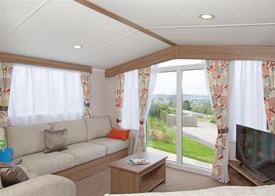 Platinum Gold 4 Caravan at Beverley Park, Paignton